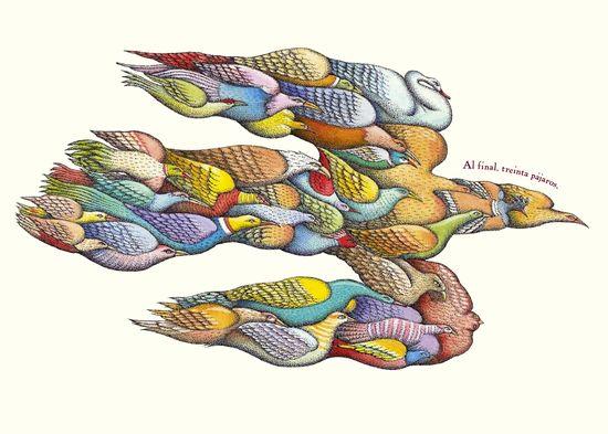 El coloquio de los pájaros 8