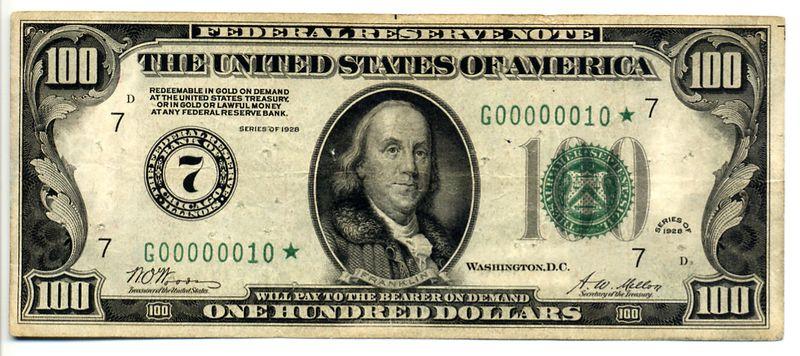 Dolar 1928