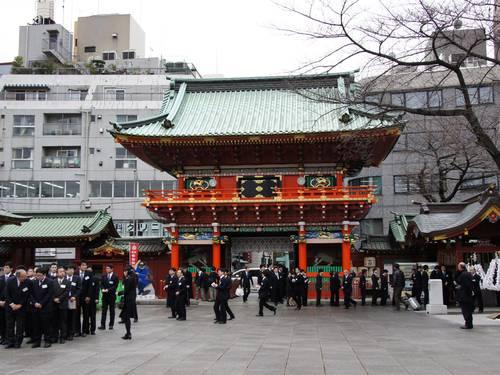 Templo de Kanda (2)