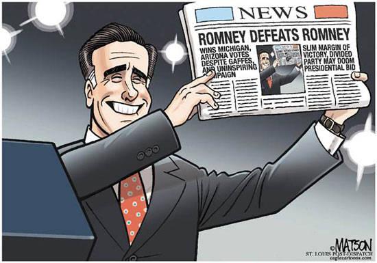 Romney-Defeats-Romney