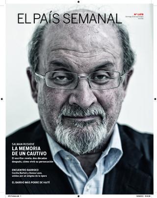 Portada EPS Salman Rushdie