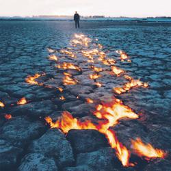 Juan Doffo Río de fuego