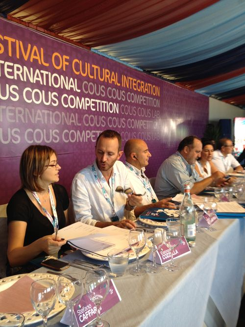 Jurado técnico profesional compuesto por 10 representantes de la prensa europea