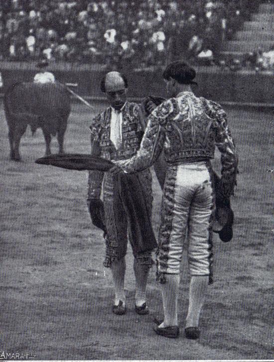 Joselito campua sevilla 1912