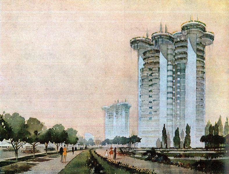 20 obras maestras de la arquitectura espa ola del siglo xx for Arquitectura del siglo 20