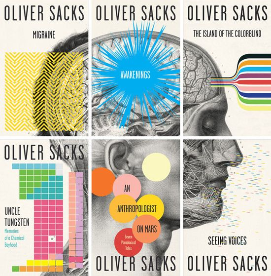 Oliver Sacks covers