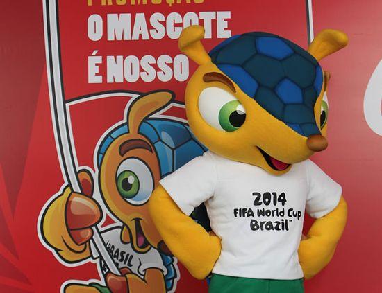 Mascota del Mundial (3)
