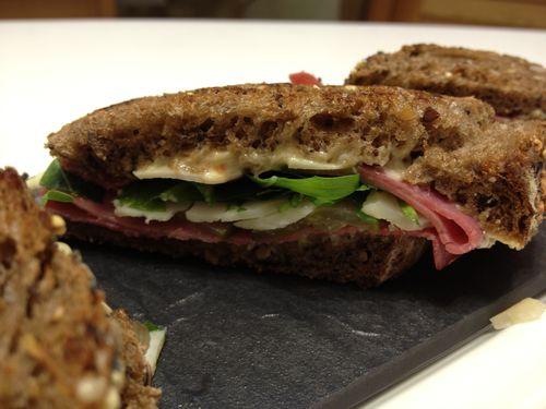 Bocadillo sandwich de Alberto Chicote