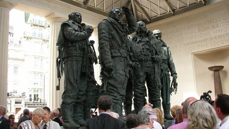 JACINTO bomber command