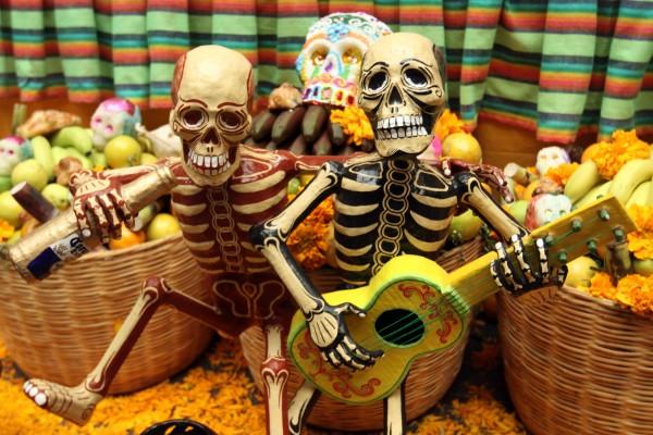 Fotos Del Cangri Muerto: Odio Halloween; ¡viva El Día De Los Muertos! >> Paco Nadal