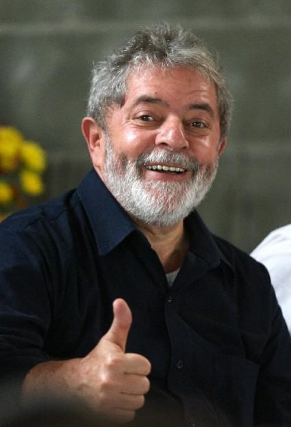 El pulgar de Lula
