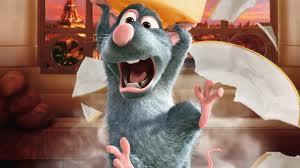 La famosa ratita de Rataouille