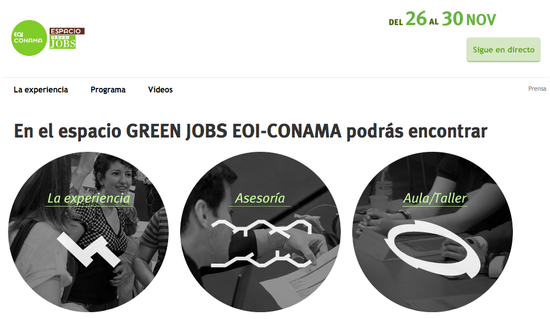 CONAMA-eoi-greenjobs