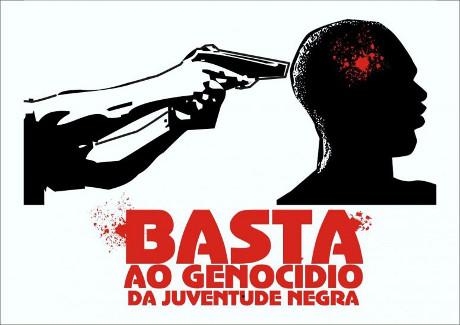 Genocidio juventude negra