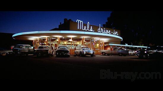 Mel's Drive In - luz fascinante