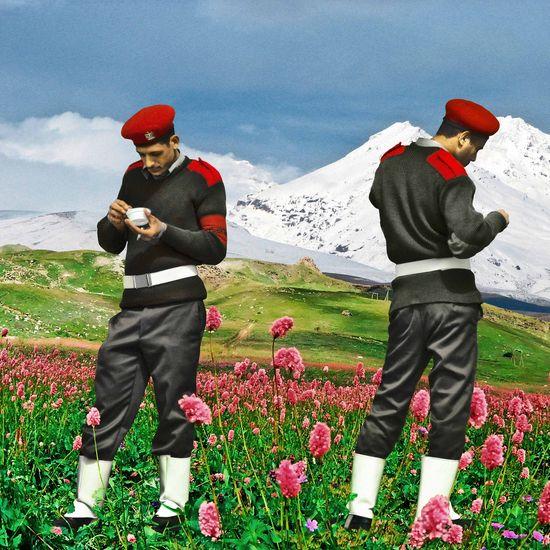 Nermine_Hammam._From_the_series_Upekkha_2011_VA