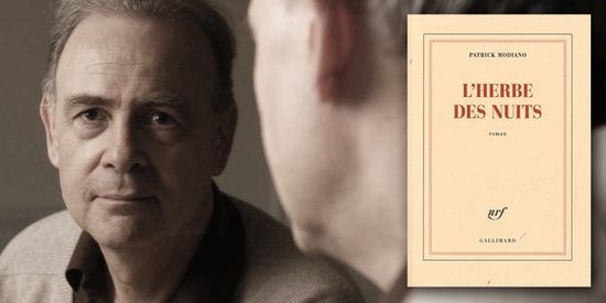 Modiano herbe des nuits