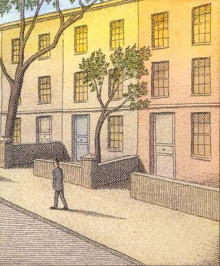 Dibujo de Pierre Le Tan - 4