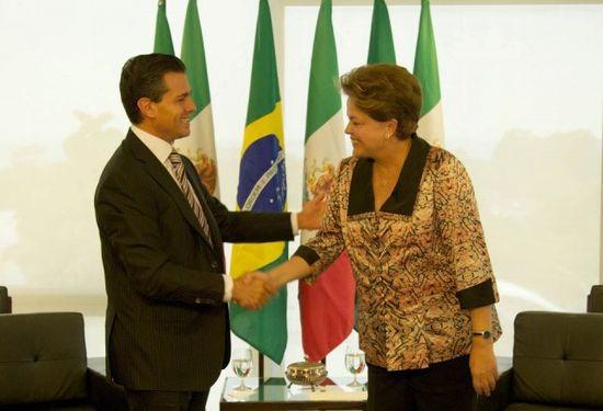 Dilma y Peña (4)