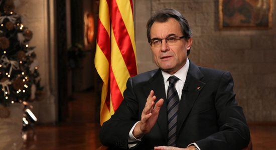 Artur Mas, ahora abanderado del independentismo dentro de CiU