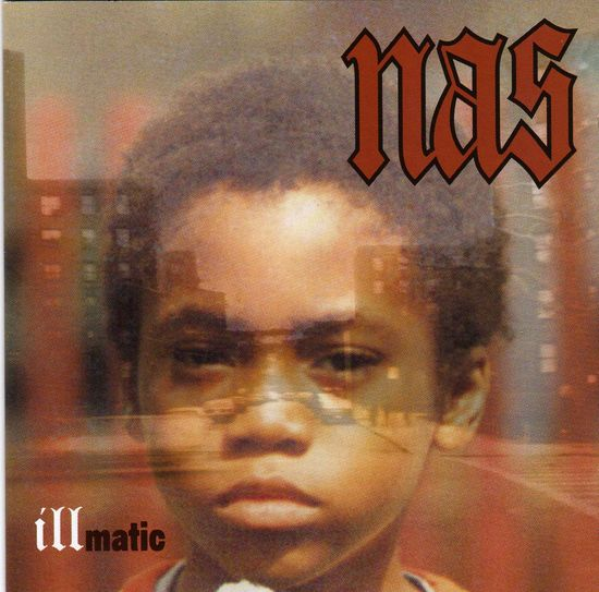 Illmatic - Front