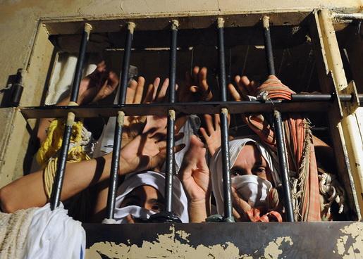 Rebelión en una cárcel de Brasil