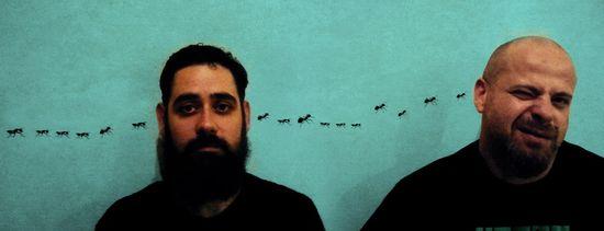 Jesús Rodríguez y Santiago López creadores de DoinDoing y Comandante Tom