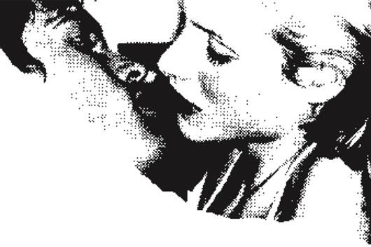 Imagen del programa de BCNegra. ILUSTRACIÓN DE JORDI FORNAS