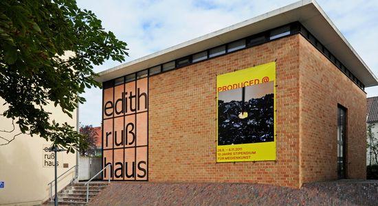 El centro Edith-Russ-Haus for Media Art de Oldenburg