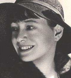 La joven Dorothy Parker