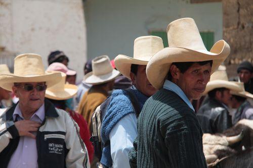 Paseando pos las calles de Cajamarca (Perú)