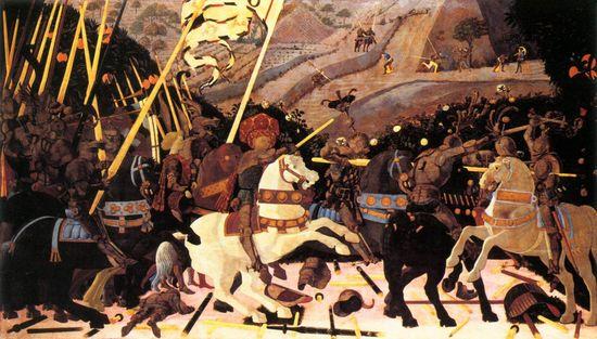 San romano nat gall