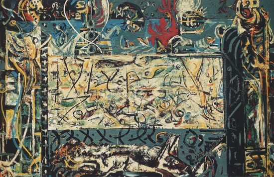 Pollock_1943_Guardians-of-the-Secret