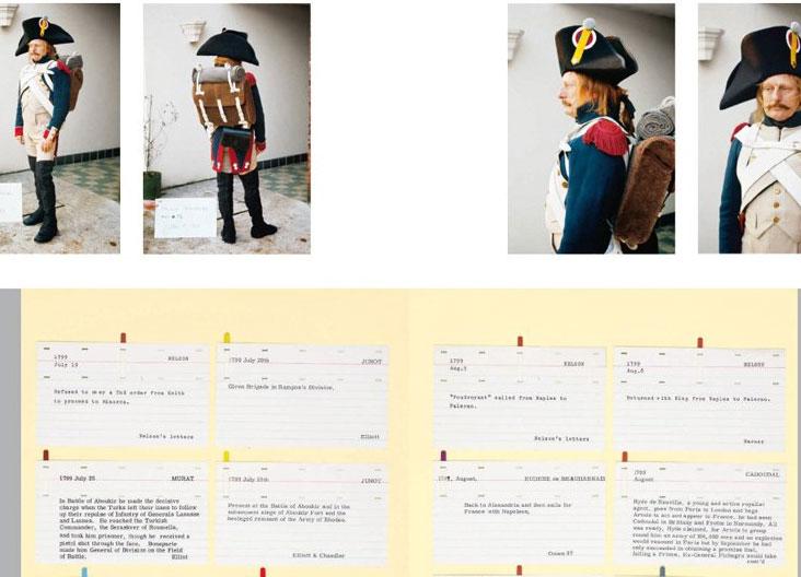 Imágenes y textos de 'Napoleón de Stanley Kubrick: La mayor película jamás irrealizada'