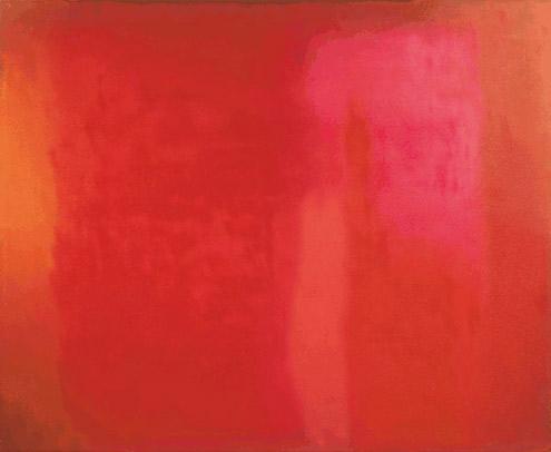 Esteban_vicente_-_red_field_-_1972