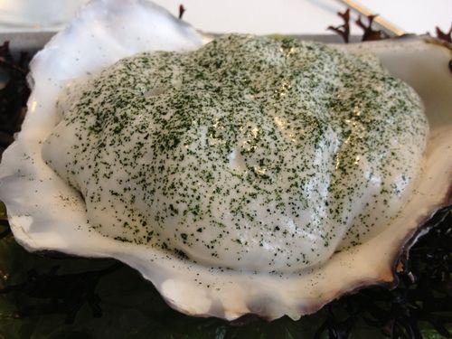 Proteína de ostra