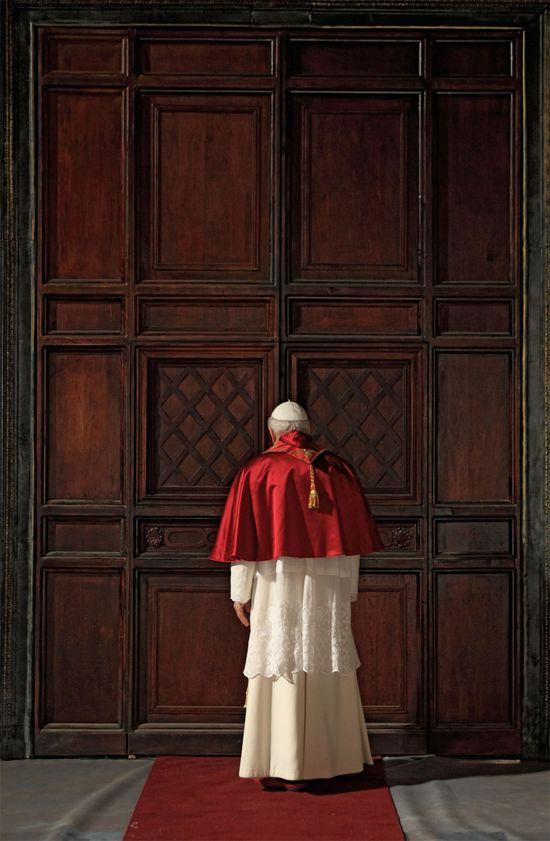 Habemus Papam - Puerta
