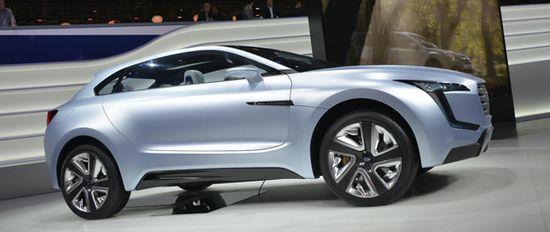 Subaru Viziv | Newspress