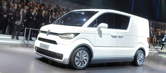 VW e-co-motion / Unitedpictures