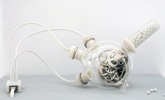 MOMA.Applied Design Artificial Biological Clock by Revital Cohen (2008)