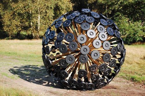 MOMA Applied Design Massoud Hassani Mine Kafon windpowered deminer