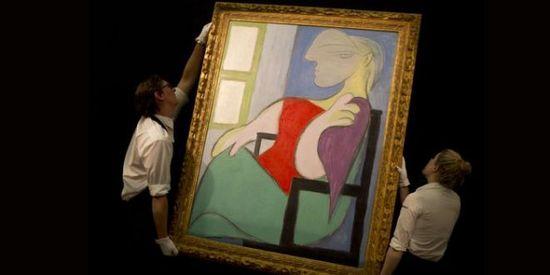 Picasso Cuadro