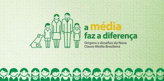 Clase media brasileña