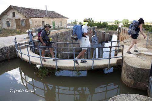 Post Canal de Castilla 1