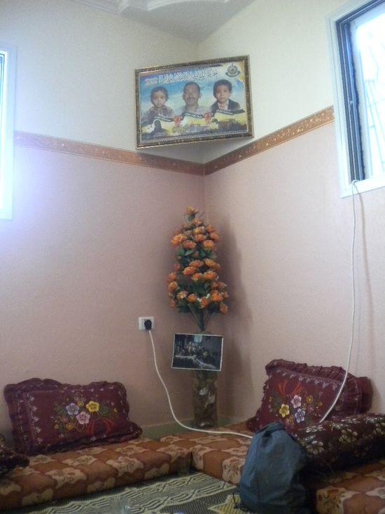El salón de la casa de la familia Hiyasi / M. Á. Medina