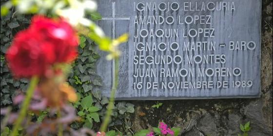 Jesuitas asesinados en El Salvador