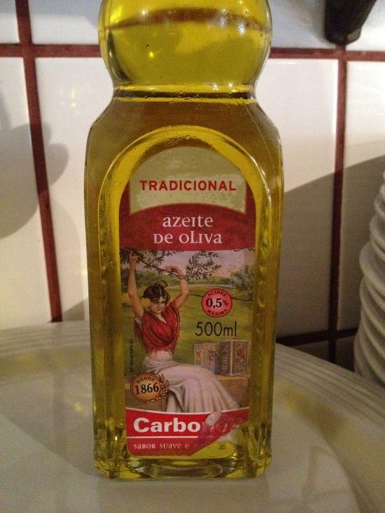 En Brasil igual que en España, aceite Carbonell con el detalle de la acidez, dato improcedente