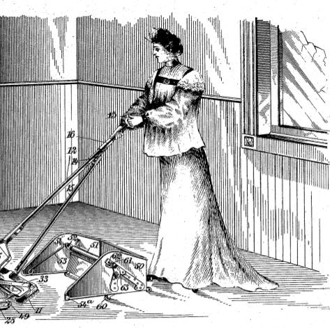Scrubbing device Mar 20 1906