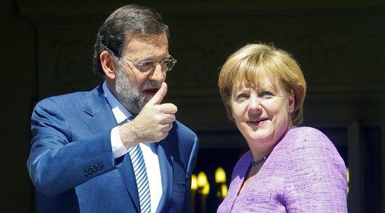 En el fondo, Rajoy aspira a no necesitar de facto ni el rescate de sus socios ni las compras del BCE