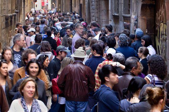 Cult.colas museo picasso barcelona 2012